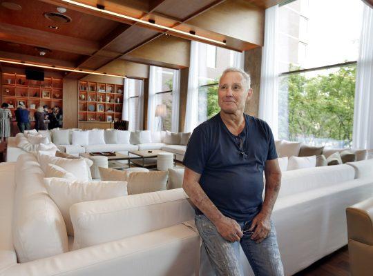 Ian Schrager, Public Hotel